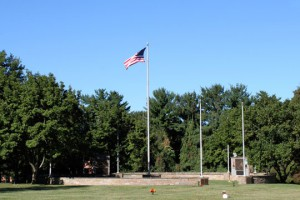 Field of Honor Garden