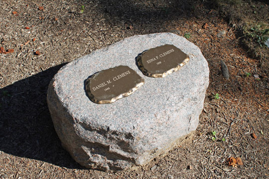 Cremation Boulders