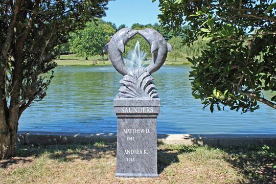 Cremation Pedestals