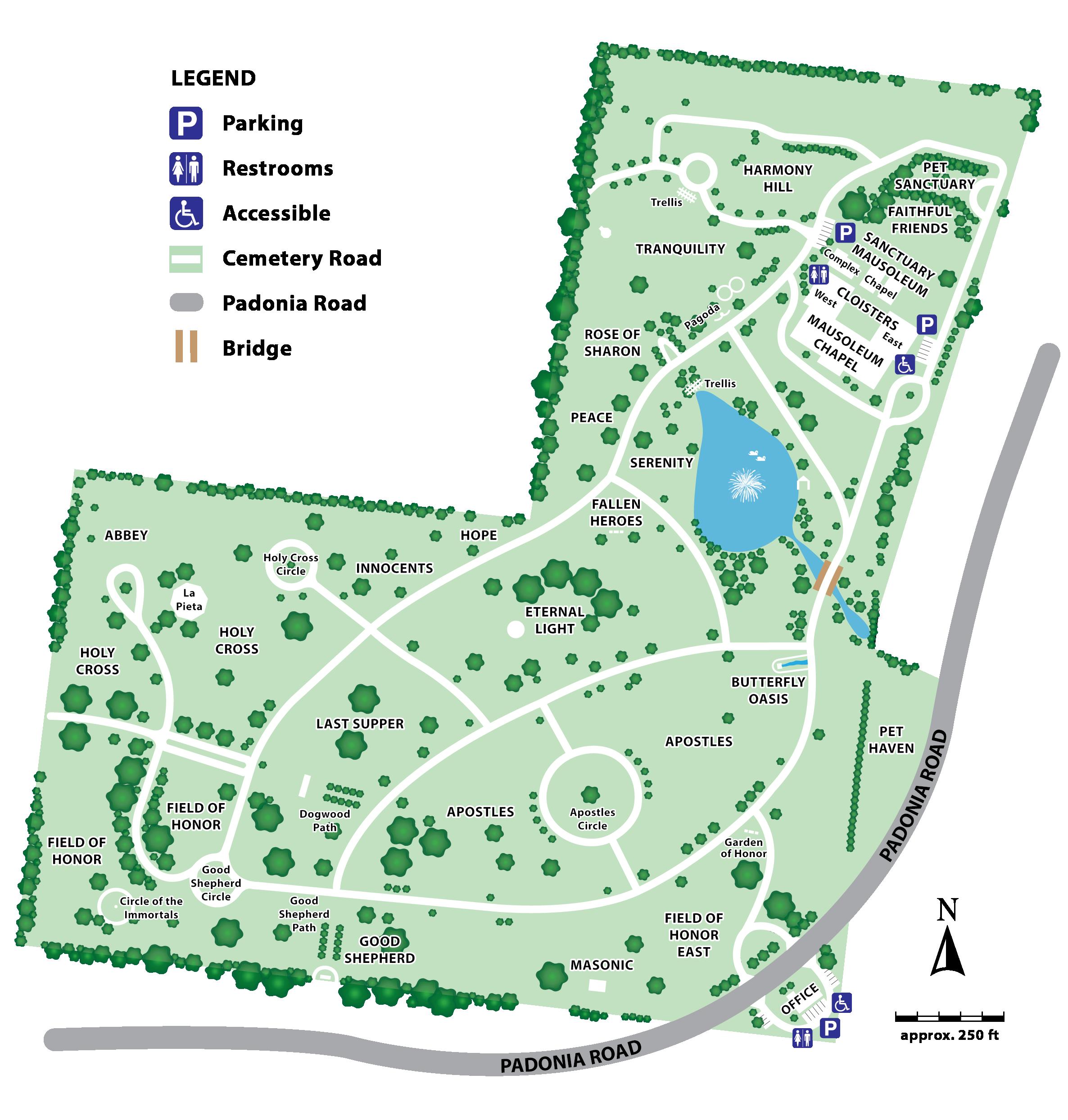 Dulaney Valley Memorial Gardens Chapel Garden Ftempo